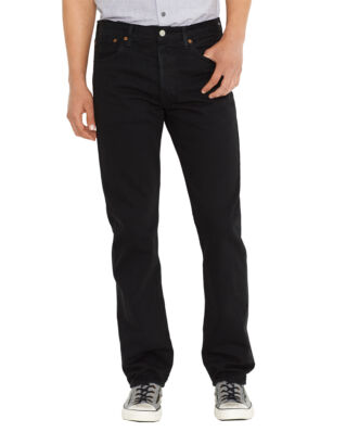 Levis 501 Original Fit Black