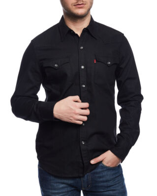 Levis Barstow western shirt black