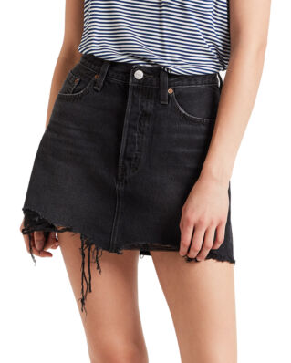 Levis Deconstructed Skirt Ill Fated