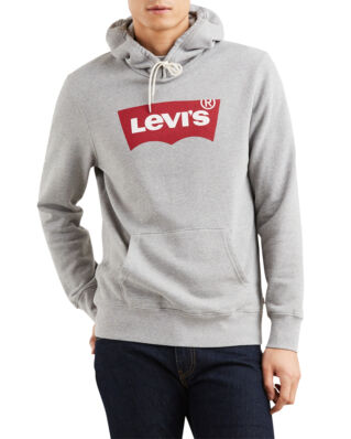 Levis Graphic Pull Over Hoodie B Housemark Po Co Midtone