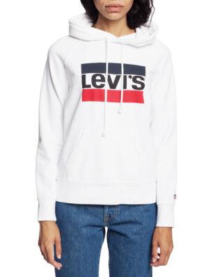 Levis Graphic Sport Hoodie Sportswear Hoodie Marshmallow