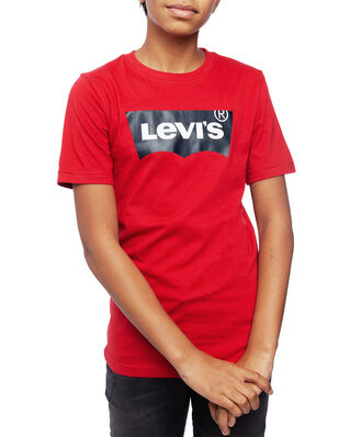 Levis Junior Batwing Tee Levi's Red