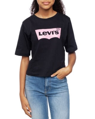 Levis Junior Light Bright Crew Caviar