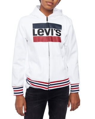 Levis Junior Sportswear Logo White