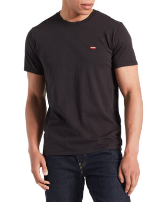 Levis Ss Original Hm Tee Cotton + Patch Black
