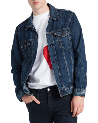 Levis The Trucker Jacket Palmer Trucker