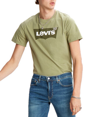 Levis Housemark Graphic Tee Hm Ssnl  Greens
