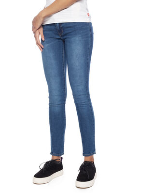 Levis Junior 710 Ankle Super Skinny Sao Paulo