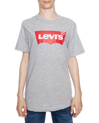 Levis Junior Batwing Tee Grey Heather