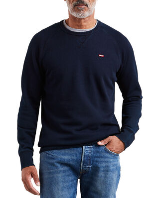 Levis Original Hm Icon Crew Indigo Blues