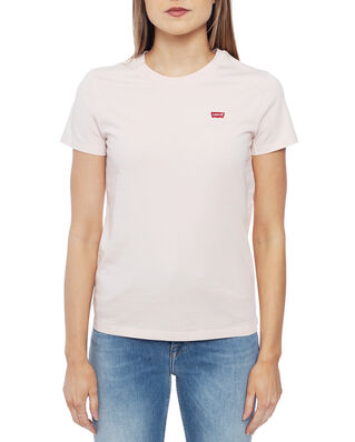 Levis Perfect Tee Peach Blush Neutrals