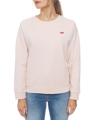 Levis Relaxed Crew New Peach Blush Neutrals