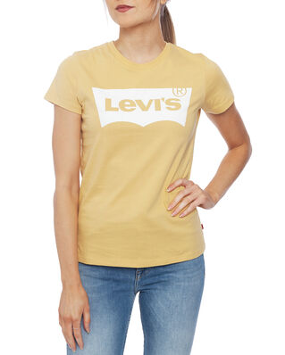 Levis The Perfect Tee Bw T2 Ochre Gr Yellows/Oranges