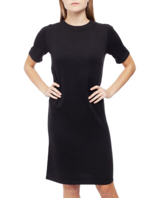 Lexington Amy Knitted Dress Black