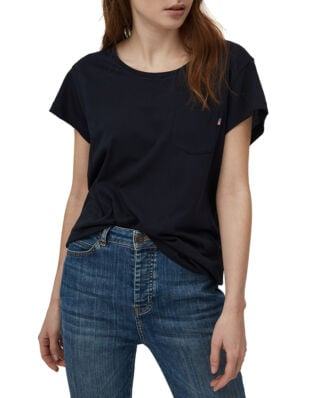 Lexington Ashley Jersey Tee Dark Blue