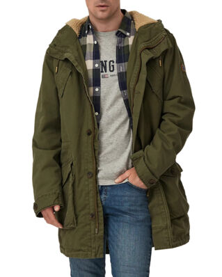 Lexington Benjamin Parka Green
