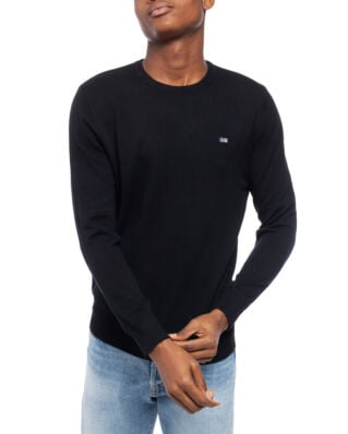 Lexington Bradley Crew Neck Sweater Black