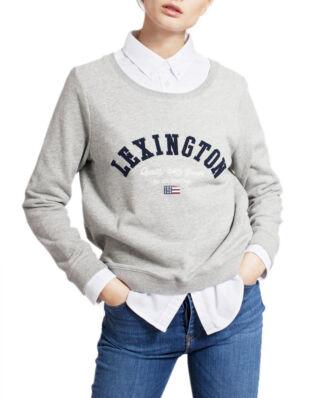 Lexington Chanice Sweatshirt Heather Gray Melange