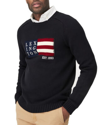 Lexington Dylan Sweater Dark Blue