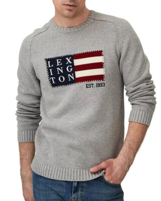 Lexington Dylan Sweater Gray Melange