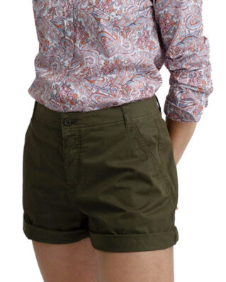 Lexington Gail Shorts Khaki Green