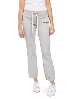 Lexington Jenna Pants Lt Warm Gray Melange