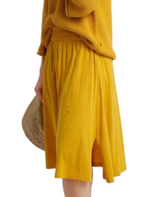 Lexington Jenni Jersey Skirt Mineral Yellow
