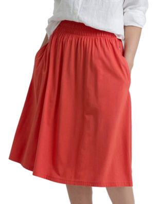 Lexington Jenni Jersey Skirt Paprika Red
