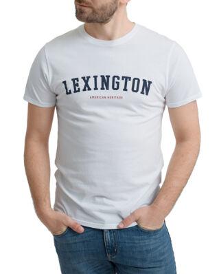 Lexington Justin Tee Bright White