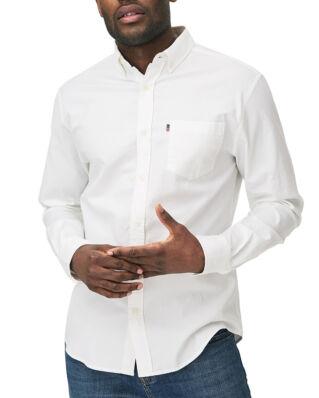 Lexington Kyle Oxford Shirt White