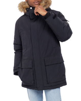 Lexington Madison Down Parka Black