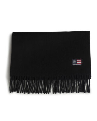 Lexington Massachussets Scarf Black