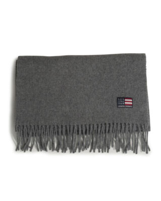 Lexington Massachussets Scarf Gray Melange