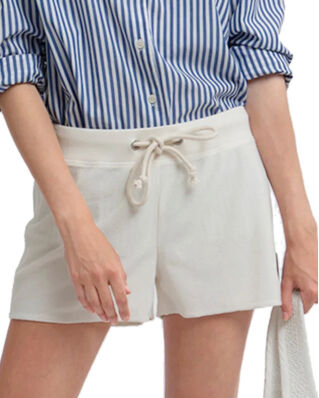 Lexington Naomi Terry Shorts Gardenia White