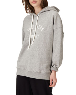 Lexington Nikki Hoodie Light Grey Melange