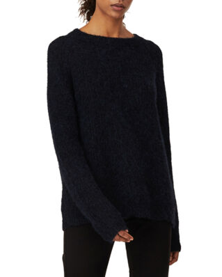 Lexington Siri Sweater Dark Blue