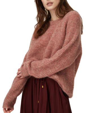 Lexington Siri Sweater Pink Melange