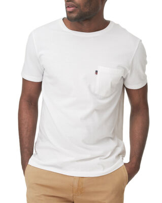 Lexington Travis Tee Bright White