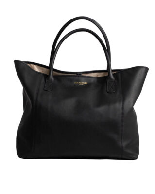 Lexington Willow Tote Black