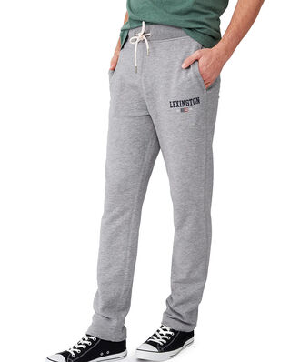 Lexington Brandon Jersey Pants Gray Melange