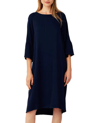 Lexington Cammy Dress Dark Blue
