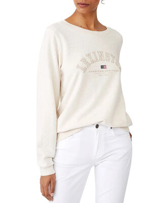 Lexington Chanice Sweatshirt Light Beige Melange