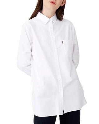 Lexington Isa Organic Cotton Oxford Shirt White