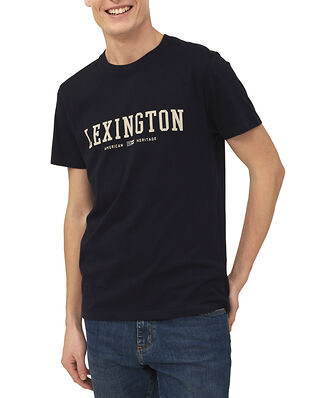 Lexington Justin Tee Dark Blue