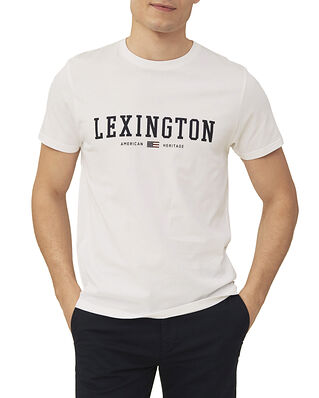 Lexington Justin Tee White
