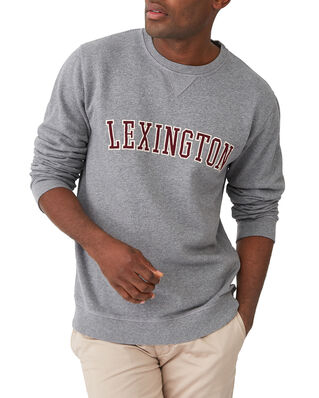 Lexington Lucas Sweatshirt Gray Melange