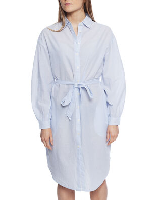 Lexington Renee Shirt Dress Blue/White Stripe