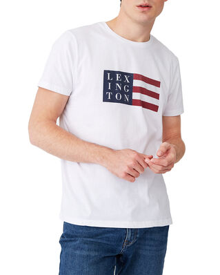 Lexington Simon Tee White
