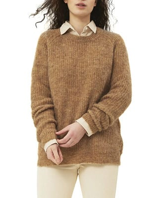 Lexington Siri Alpaca Blend Sweater Beige Melange