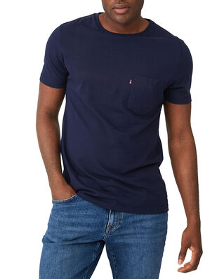Lexington Travis Tee Dark Blue